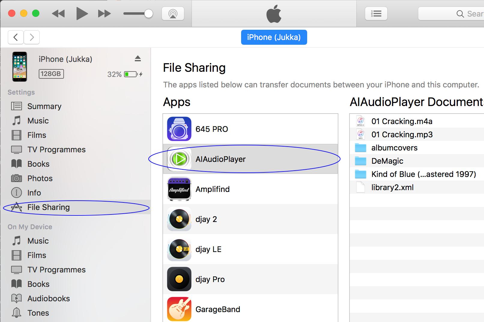 File Sharing | BAPU